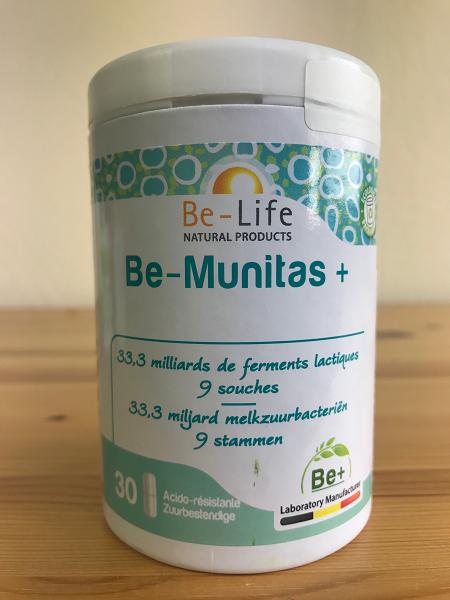 Be-munitas probiotique