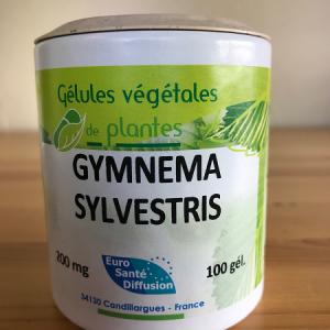 Gélules de gymnéma sylvestris