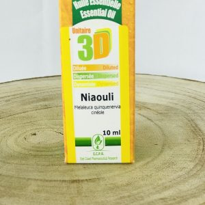 Huile essentielle dispersée dynamisée diluée de niaouli