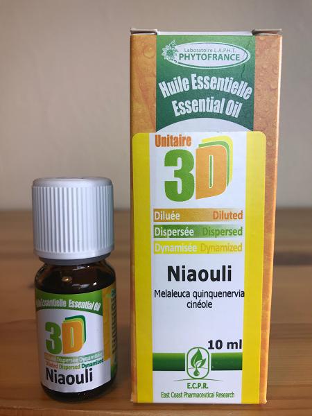 HE3D Niaouli bio