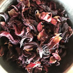 Hibiscus calices bio
