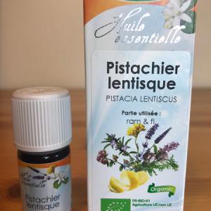 Huile essentielle de pistachier lentisque bio