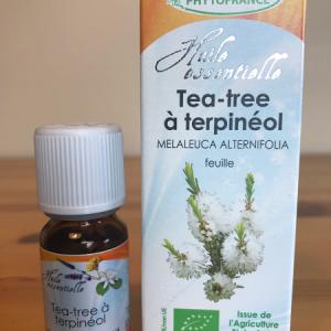 Huile essentielle de tea tree bio à terpinéol
