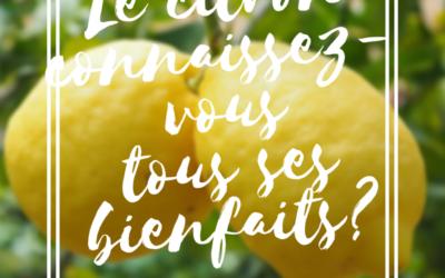 Le citron : connaissez-vous tous ses usages ?