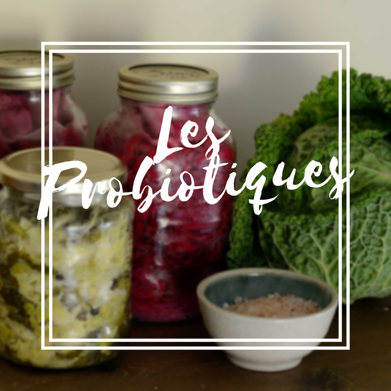 Les probiotiques