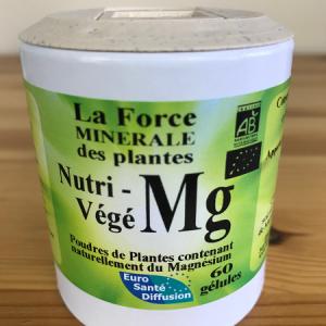 Nutri-végé magnésium