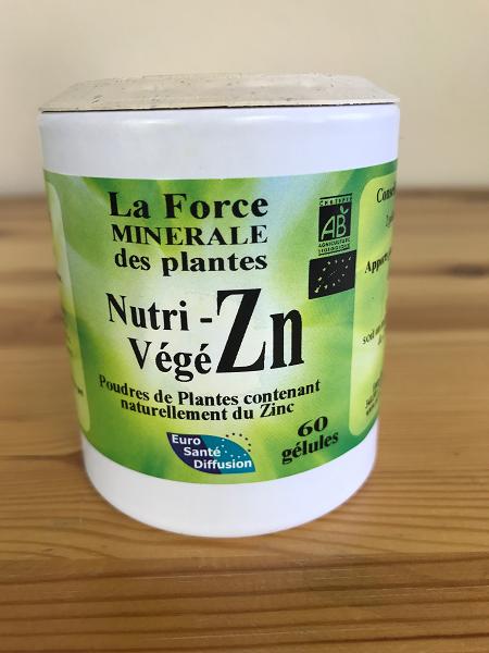 Nutri-végé-zinc