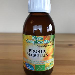 Prosta masculin extrait hydro-alcoolique pour la prostate