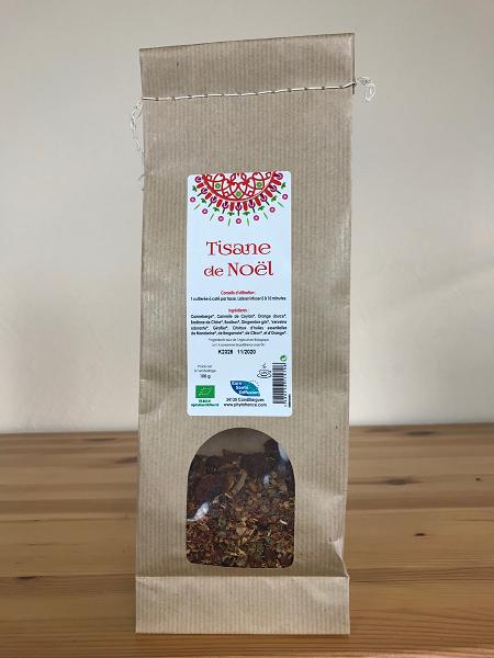 Tisane de Noël 100 g bio