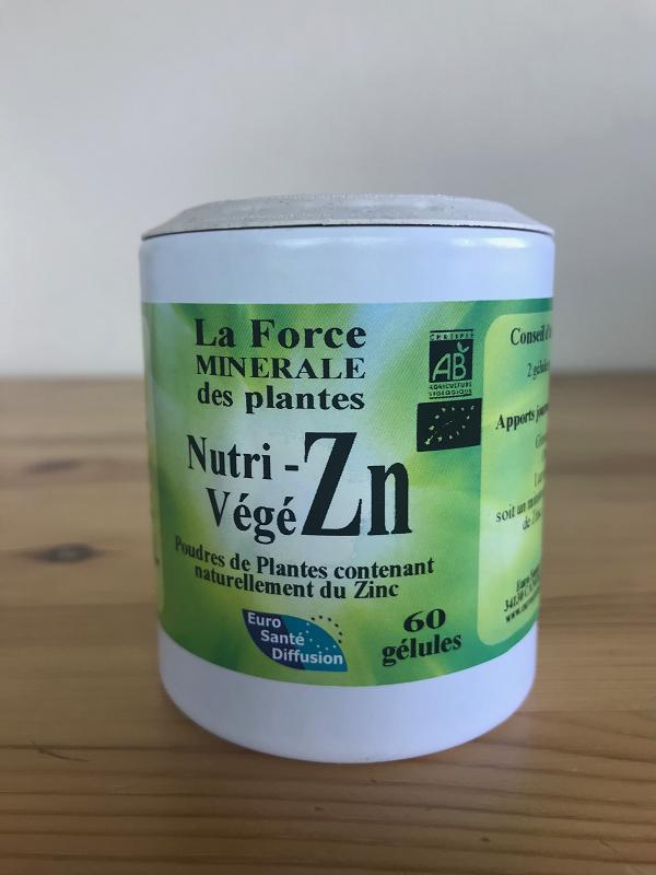 Nutri-Végé Zinc
