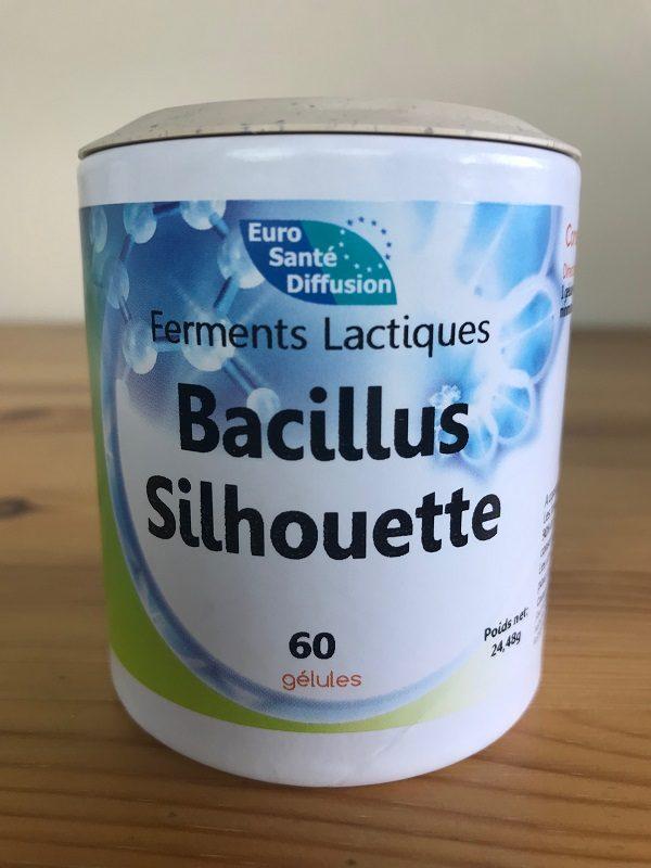 Bacillus silhouette