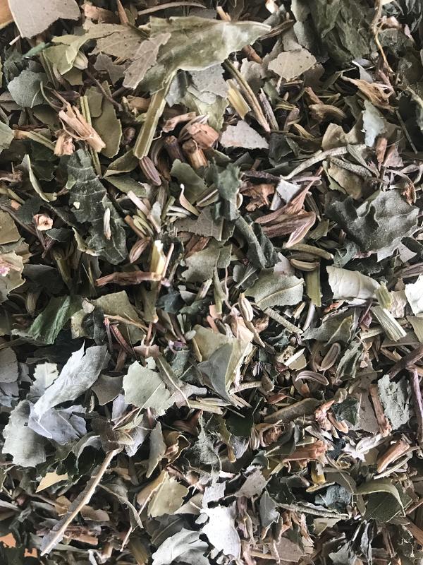 Détox d'automne en tisane