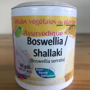 Gélules de Boswella serrata 400mg