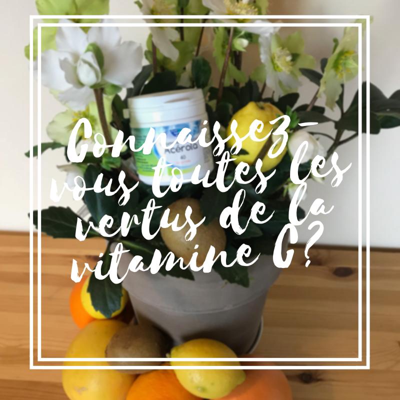 Connaissez-vous toutes les vertus de la vitamine C