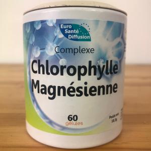 Chlorophylle magnésienne 180 mg
