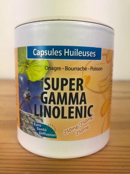 Super Gamma Linolenic 250mg