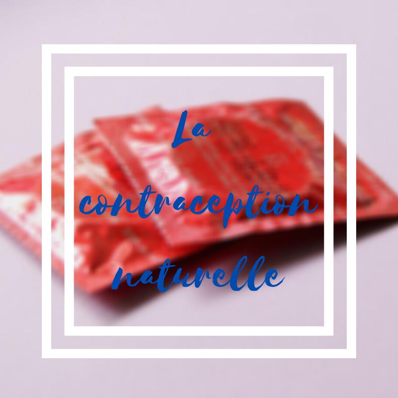 La contraception classique fait place à la naturelle
