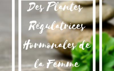 Des plantes régulatrices hormonales de la femme