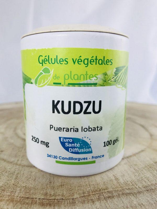 Kudzu en gélules de 250 mg