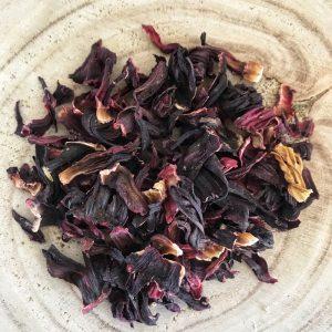Hibiscus ou Karkadé calice coupé bio