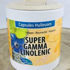 Super Gamma Linolenic 250mg